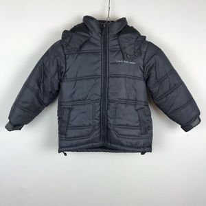 Calvin Clein Jeans Toddler Puffer Jacket
